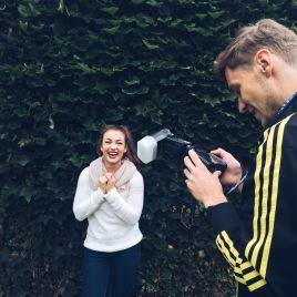 VIM fall shooting with Kamil Derezinski