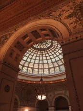 The Tiffany Dome