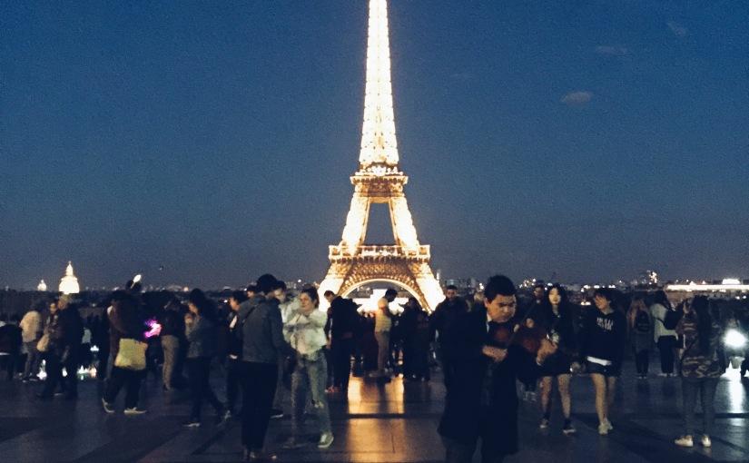 """Paris is Always a GoodIdea"""